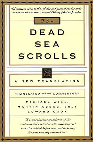 9780060692018: The Dead Sea Scrolls: A New Translation