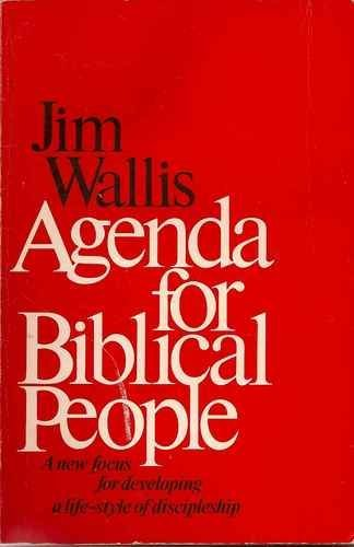 9780060692360: Agenda for Biblical People