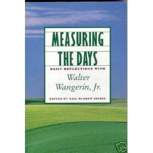 9780060692483: Measuring the Days: Daily Reflections