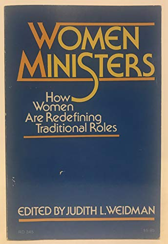 9780060692919: Women ministers