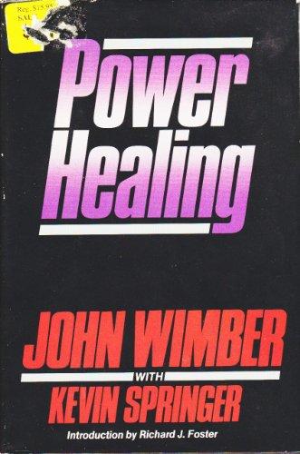 9780060695330: Power Healing