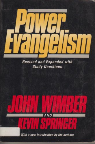 9780060695422: Power Evangelism