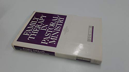 9780060697037: Family therapy in pastoral ministry