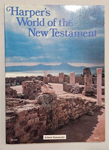 9780060697082: Harper's world of the New Testament