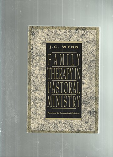 9780060697129: Family Therapy in Pastoral Ministry