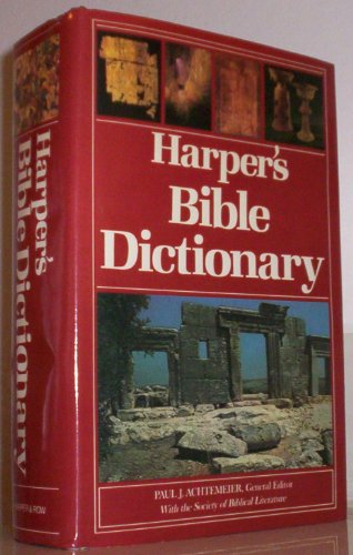 9780060698621: Bible Dictionary