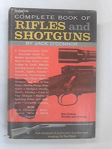 9780060713515: Complete Book of Rifles and Shotguns