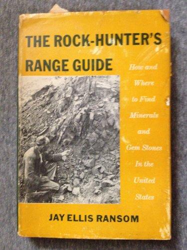 9780060716202: Rock-hunter's Range Guide