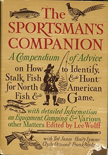9780060721053: Sportsman's Companion