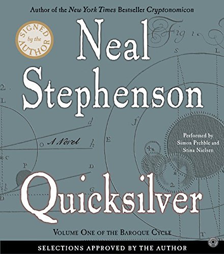 9780060721619: Quicksilver (The Baroque Cycle, Vol. 1)