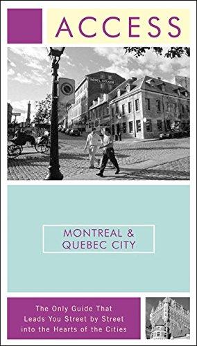 9780060722173: Access Montreal & Quebec City 4e (ACCESS MONTREAL AND QUEBEC CITY)