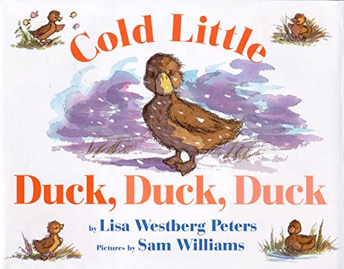 9780060722234: Cold Little Duck, Duck, Duck Board Book