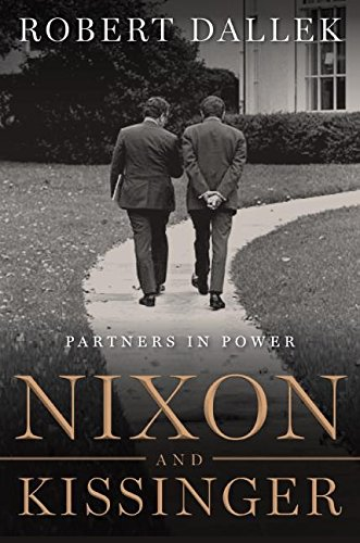 9780060722302: Nixon and Kissinger: Partners in Power