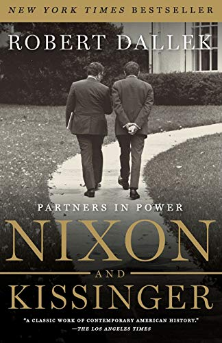 9780060722319: Nixon and Kissinger: Partners in Power