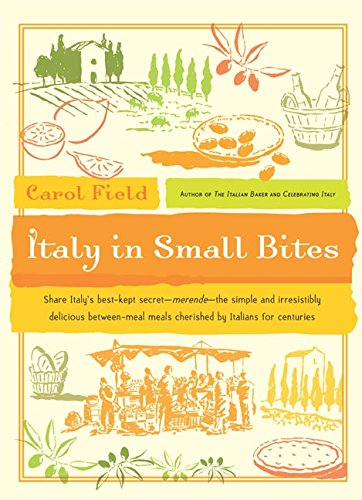 9780060722791: Italy in Small Bites