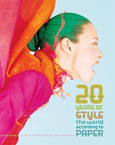 9780060723026: 20 Years of Style: The World According to Paper