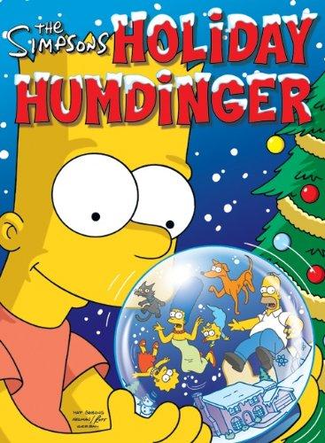 9780060723385: Simpsons Holiday Humdinger