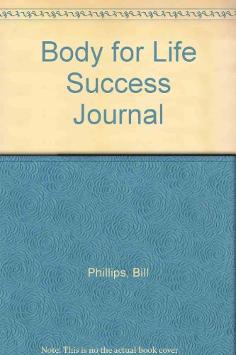 9780060723675: Body for Life Success Journal NR