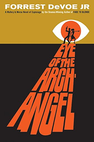 9780060723804: Eye of the Archangel: A Mallory & Morse Novel of Espionage