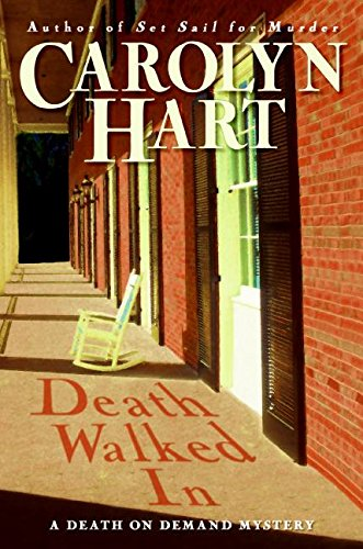 9780060724054: Death Walked in: A Death on Demand Mystery (Death on Demand Mysteries)