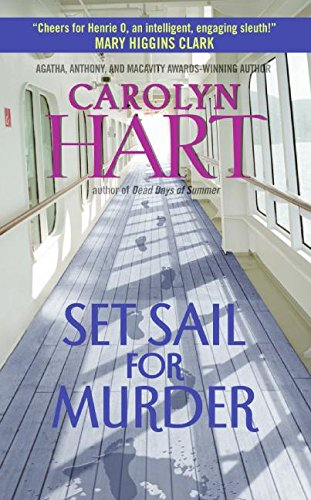 9780060724085: Set Sail for Murder (Henrie O)