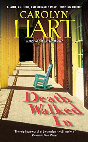 9780060724146: Death Walked In (Death on Demand Mysteries, No. 18)