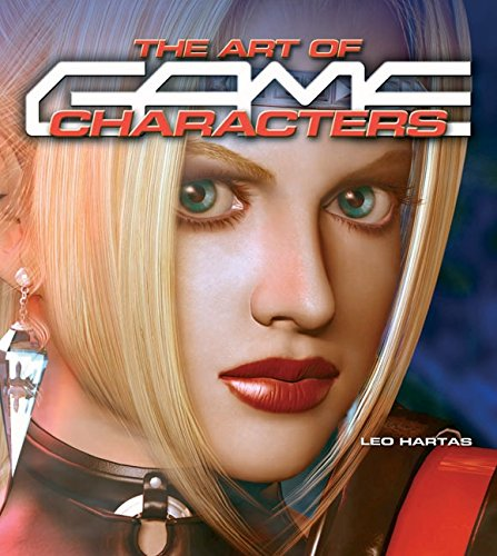 9780060724313: The Art of Game Characters