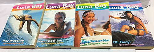 9780060724580: Luna Bay #1 - #4 Boxed Set