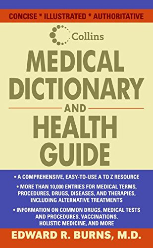 9780060725624: Collins Medical Dictionary and Health Guide (Lynn Sonberg Books)