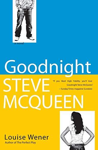 9780060725631: Goodnight Steve Mcqueen