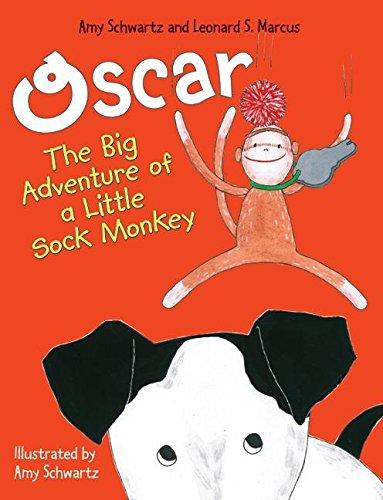 9780060726232: Oscar: The Big Adventure of a Little Sock Monkey