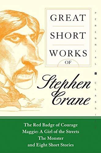 9780060726485: Great Short Works of Stephen Crane (Perennial Classics)