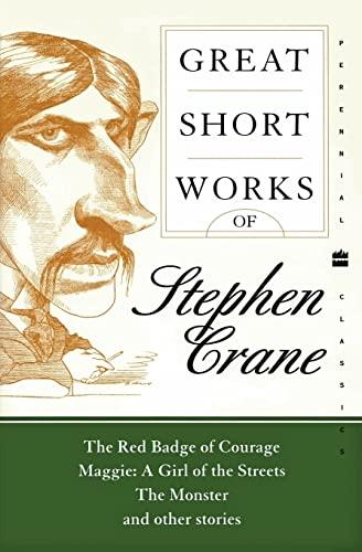 9780060726485: Great Short Works of Stephen Crane (Harper Perennial Modern Classics)