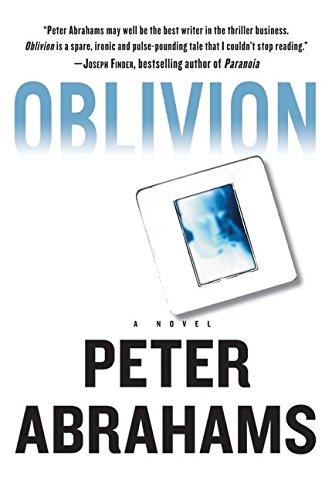9780060726577: Oblivion: A Novel