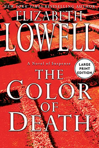 9780060726874: The Color of Death