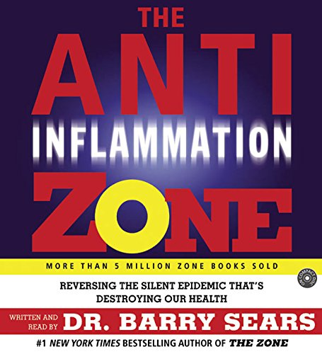 9780060727055: The Anti-Inflammation Zone CD
