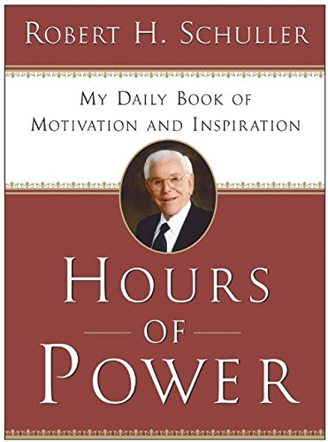 9780060727062: Hours of Power: My Daily Book of Motivation and Inspiration