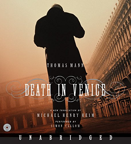 9780060727529: Death in Venice CD