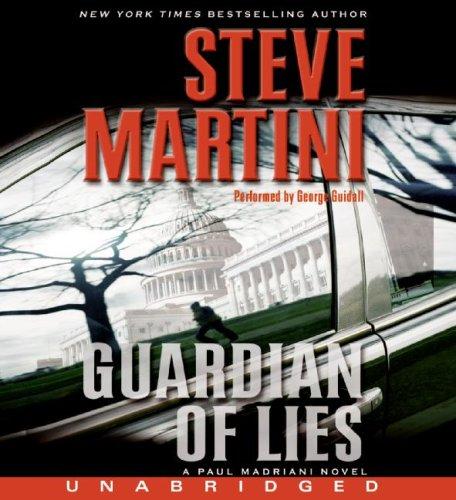 9780060727581: Guardian of Lies: A Paul Madriani Novel
