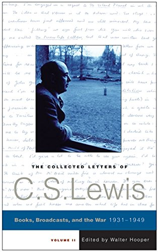 9780060727642: Collected Letters of C.S. Lewis, The: Books, Broadcasts and the War, 1931-1949