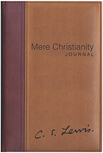 9780060727659: MERE CHRISTIANITY JOURNAL DUO TONE