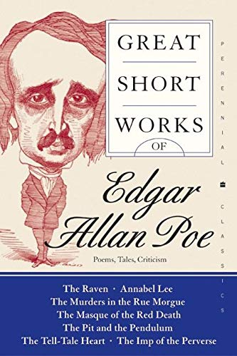 9780060727857: Great Short Works of Edgar Allan Poe: Poems Tales Criticism (Perennial Classics)