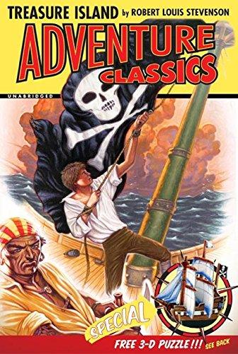 9780060728021: Treasure Island Adventure Classic (Adventure Classics)