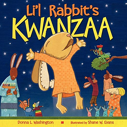 Li'l Rabbit's Kwanzaa (Hardback or Cased Book)