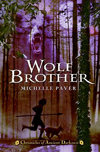 9780060728250: Chronicles of Ancient Darkness #1: Wolf Brother