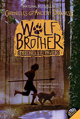 9780060728274: Wolf Brother