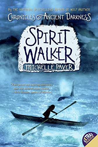 9780060728304: Chronicles of Ancient Darkness #2: Spirit Walker