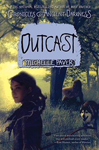 9780060728342: Chronicles of Ancient Darkness #4: Outcast