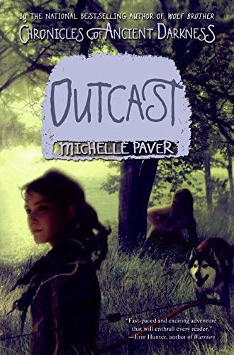 9780060728359: Chronicles of Ancient Darkness #4: Outcast