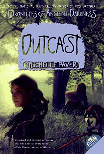 9780060728366: Chronicles of Ancient Darkness #4: Outcast
